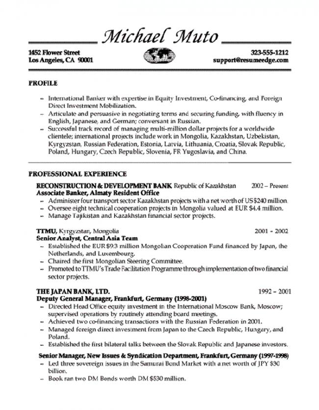 Resume writing service feeds