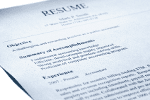 Lose the Details on Your Resume