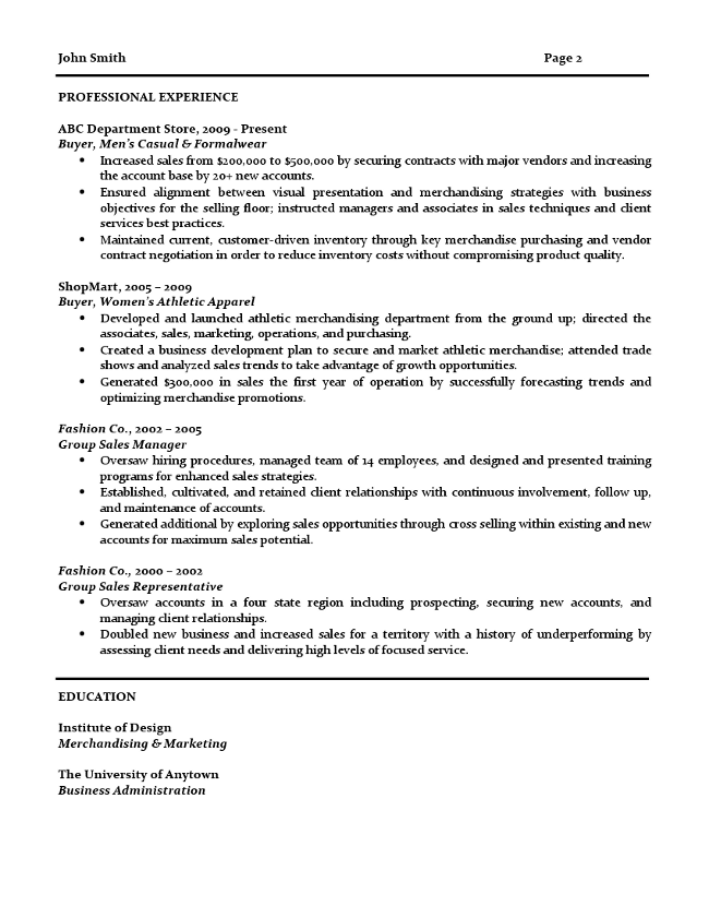 retail buyer resume cover letter A retail buyer cover letter sample is offered as an example of one you could write when you are looking for work as a buyer in a retail establishment.